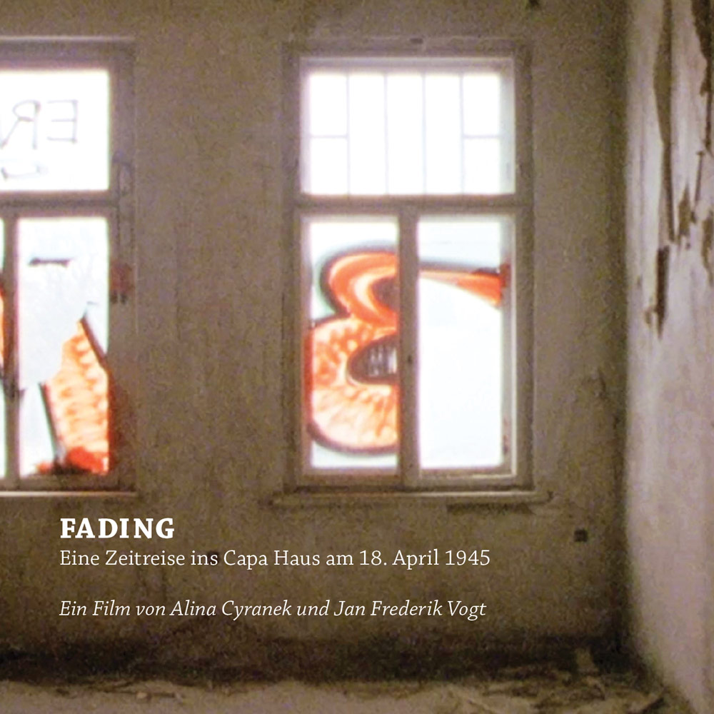Fading DVD Cover